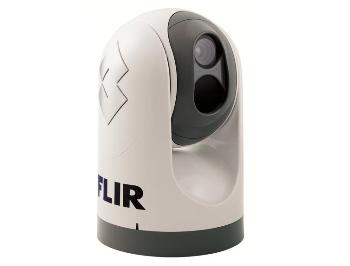 FLIR's M-Series Thermal Cameras represent the most popular pan/tilt thermal night vision system in the commercial maritime industry.