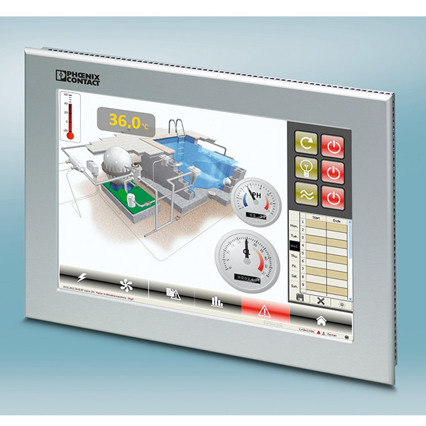 Phoenix Contact is extending its range of Embeddedline panel PCs with 4:3 format displays.