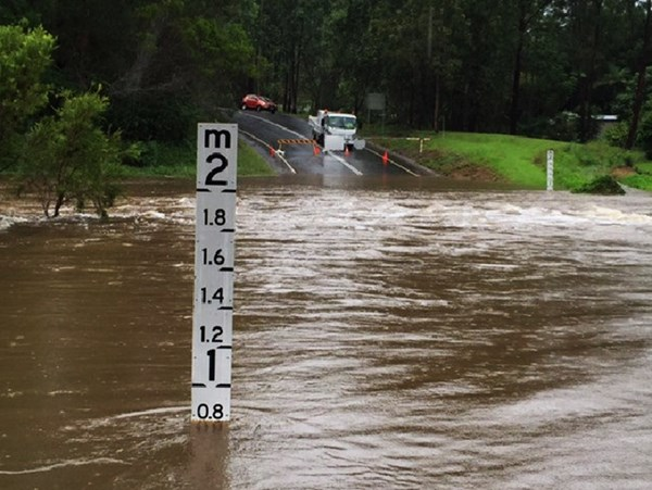 The Northern Rivers District is one of the most flood-prone outside the tropics