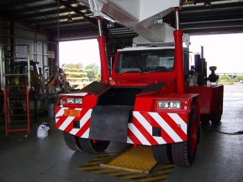 Case Study: Surface protection - Crane