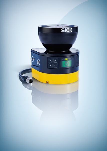 microScan3 from SICK – the new generation of safety laser scanners