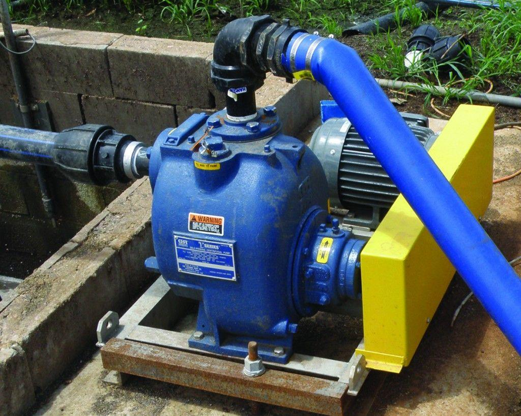 The-Gorman-Rupp-T2A3-B-wastewater-pump-on-site-at-the-piggery
