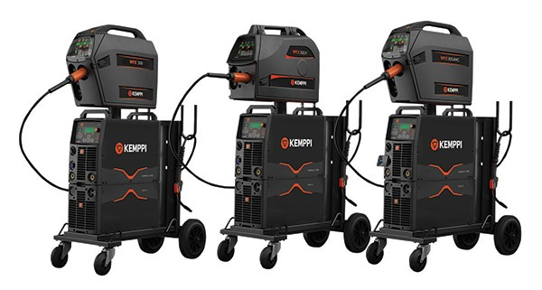 The New FastMig X Series from Kemppi