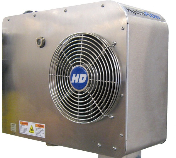 Compact Hydraulic Oil Coolers : Hydraulic oil coolers hydraflow