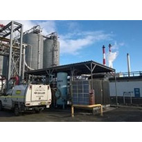 Sullair installs compressor at chemical plant