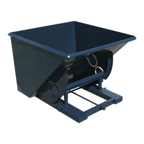 Easyquip | Bins | Roll Over Forklift Tippler Bins
