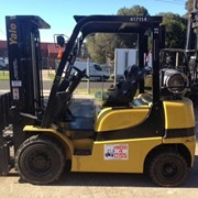 Yale | Diesel Counterbalance Forklifts | GLP025