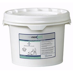 Fast-Act Bulk Bucket with Scoop