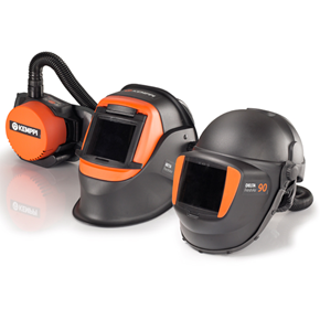 Kemppi releases new and sophisticated FreshAir welding helmets