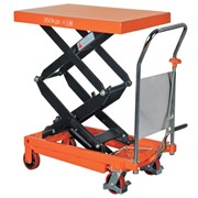 'High Lift' Scissor Lift Trolleys | MHA