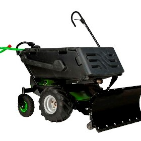 Battery Electric Towing Wheelbarrow | ET-MBE