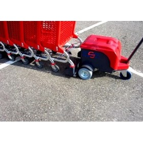 Battery Electric Pusher/Puller for Towing | DEC TR2