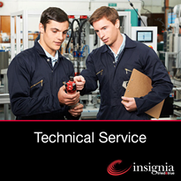 National Field Service & Support | insignia | Barcoding Systems
