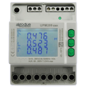 Three Phase Power Analyser | UPM209