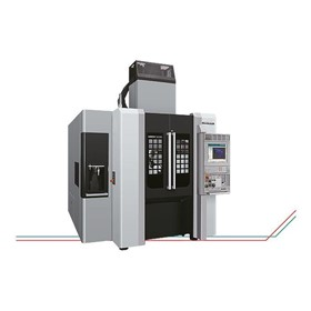 5 Axis CNC Machines I NMV 3000 DCG