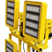 Beacon LED Lighting Tower – Indoor Operations