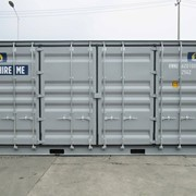 20ft Open Side Shipping Container
