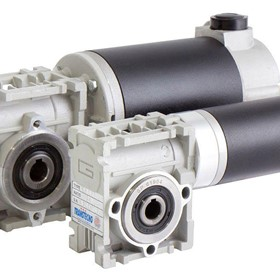 DC Micro Worm Geared Motors