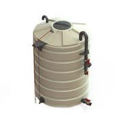 Chemical Tanks | Liquid Chlorine Tank- 1,500 Litres