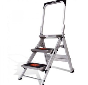 Safety Step Stair Ladder 3 Steps | Little Giant