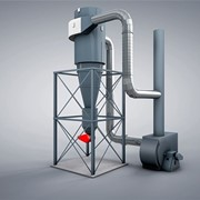 High Efficiency Cyclone Dust Collectors | XQ Series
