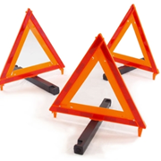 Triangle Warning Kit | Safety Signs