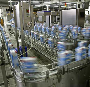 Food and grocery sector driving manufacturing jobs