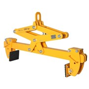 Versa Block Clamp 1100, for lifting stone and concrete blocks