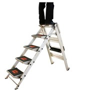 Safety Step Stair Ladder 5 Steps