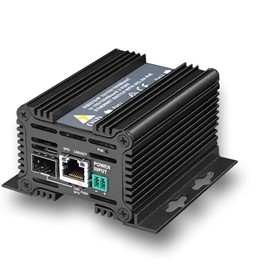 2184P - 3 Port Industrial Ethernet Switch with IEEE 802.3bt PoE