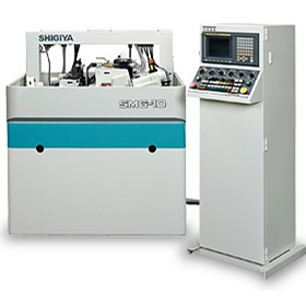 CNC Centerless Cylindrical Grinders | Shigiya Machinery Works