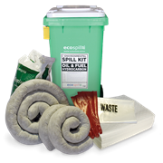 120L Hydrocarbon Spill Kits | Fuel & Oil