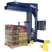 Automated Stretch Wrapping Machine | S-300XT
