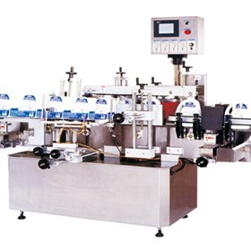 Labelling Machine | Minipack Twin Side Labeller with Wrap Station