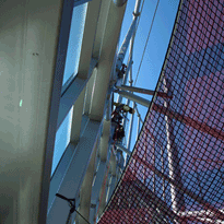 Height Safety Netting