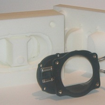 VCM uses an injection mould built with FDM