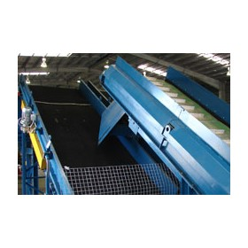 Bounce Conveyors | MRF Recycling System
