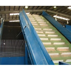 Belt Conveyors | Recycling Plants