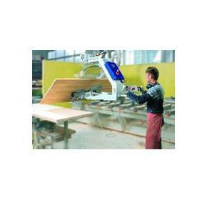 Sheet lifters provide easy lifting and rotating of load
