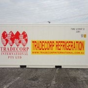 20' Shipping Container | Tradecorp International