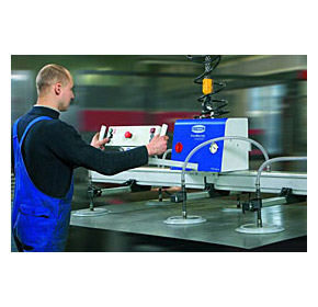 Vacuum Lifting Devices - VacuMaster Basic/Comfort by Millsom MAterials Handling
