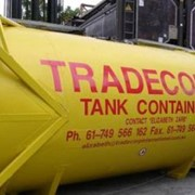 ISO Tank Shipping Containers | Tradecorp International