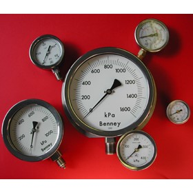 Pressure Gauges | Vacuum Gauges
