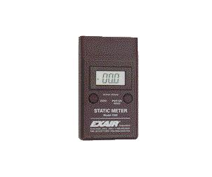 EXAlR's Model 7905 Digital Static Meter