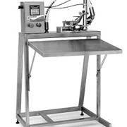 Rotary Meter Manual Fillers | Single Head Bag-In-Box Filler Model 120