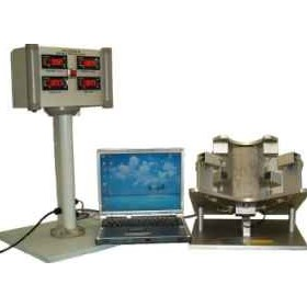 Concrete Cylinder Measuring Station