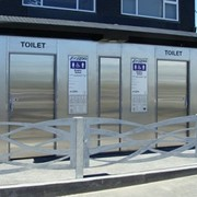 Self-Managing Public Toilets | Jupiter Series