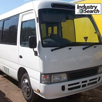 Used 2005 Toyota Coaster Truck