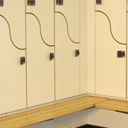 Lockers | Evolve Range