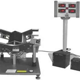 Cube Measuring Station - Hylec Concrete